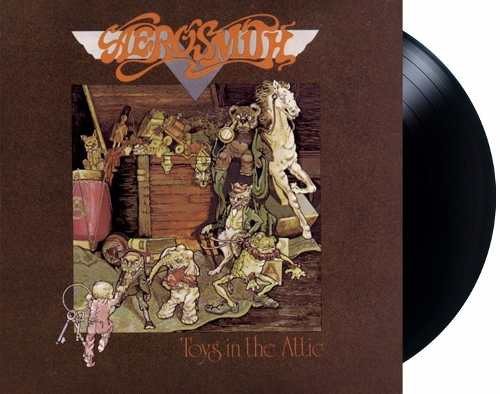 Lp Vinil Aerosmith Toys In The Attic