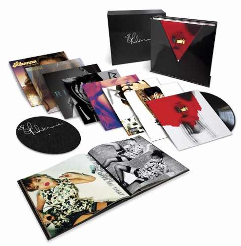 Lp Box Set Rihanna