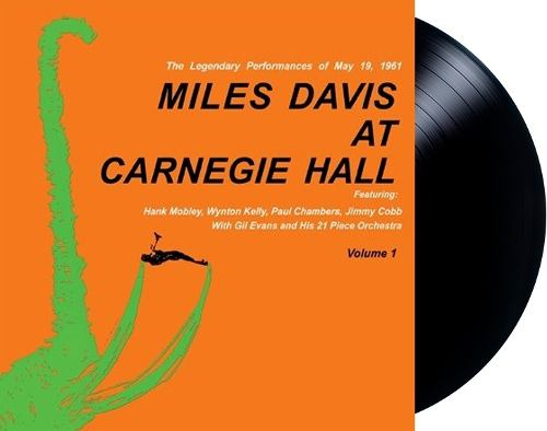 Lp Vinil Miles Davis At The Carnegie Hall Part One