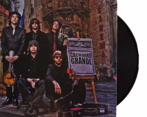 Lp Vinil Cachorro Grande Cinema