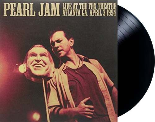 Lp Vinil Pearl Jam Live At The Fox Theater Atlanta