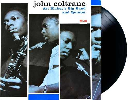 Lp Vinil John Coltrane Art Blakey's Big Band And Quintet