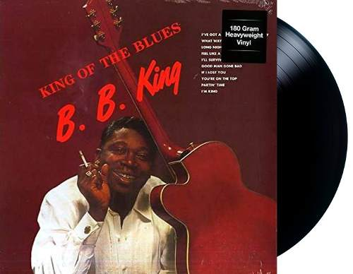 Lp Vinil Bb King King Of The Blues