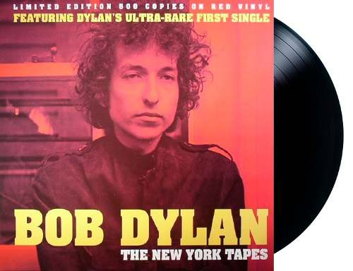 Lp Vinil Bob Dylan The New York Tapes