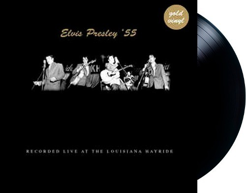 Lp Vinil Elvis Presley Live At The Louisiana Heyride 1955