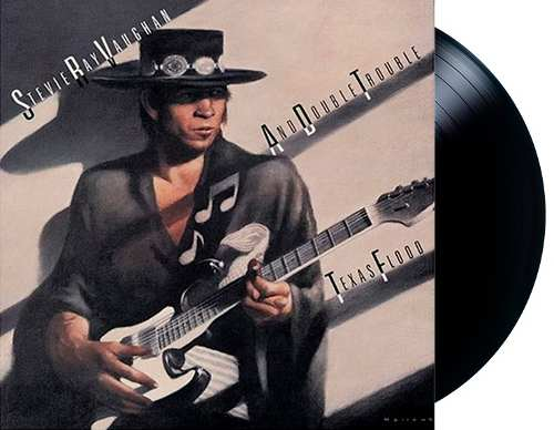 Lp Vinil Stevie Ray Vaughn Texas Flood