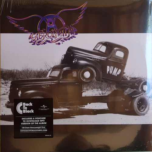 Lp Vinil Aerosmith Pump