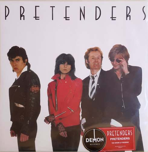 Lp Vinil The Pretenders 1980