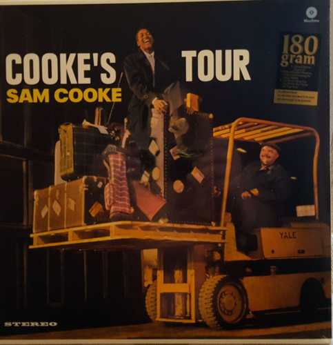 Lp Vinil Sam Cooke Cooke's Tour