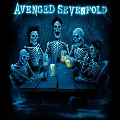 Camiseta Avenged Sevenfold Welcome To The Family