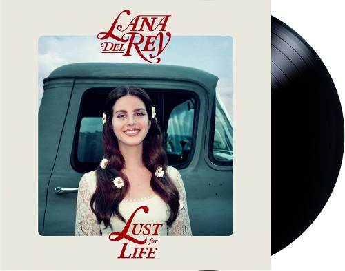 Lp Vinil Lana Del Rey Lust For Life