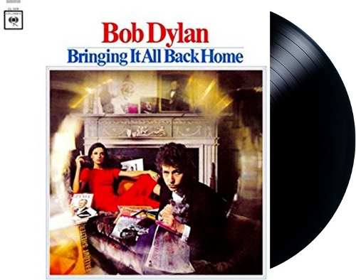 Lp Vinil Bob Dylan Bringing It All Back Home