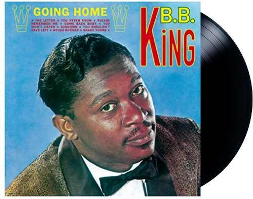 Lp Vinil Bb King Going Home