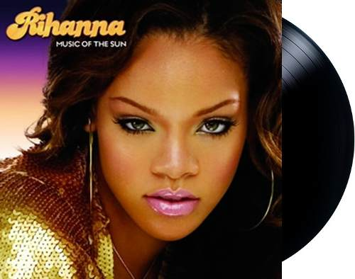 Lp Vinil Rihanna Music Music Of The Sun