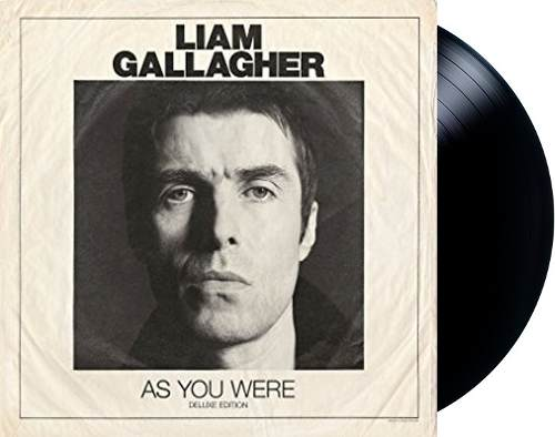 Lp Vinil Liam Gallagher As You Were