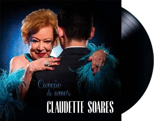 Lp Vinil Claudette Soares Canção De Amor