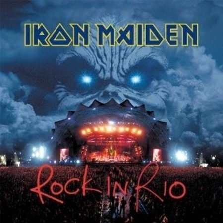 Cd Iron Maiden Rock In Rio