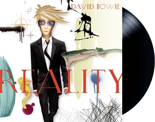Lp Vinil David Bowie Reality