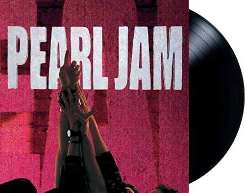 Lp Vinil Pearl Jam Ten