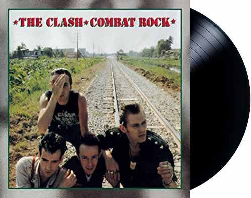 Lp Vinil The Clash Combat Rock