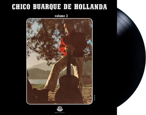 Lp Vinil Chico Buarque De Hollanda Volume 2 1967