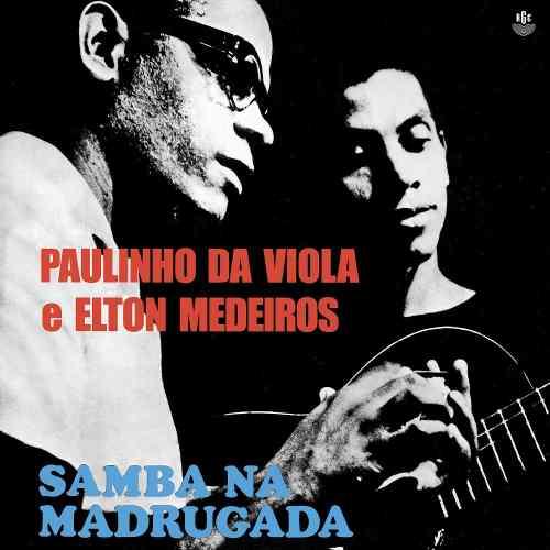 Lp Vinil Paulinho Da Viola Samba Na Madrugada