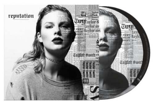 Lp Vinil Picture Disc Taylor Swift Reputation