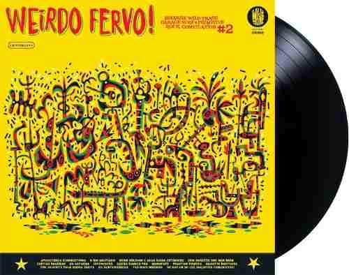 Lp Vinil Weirdo Fervo #2