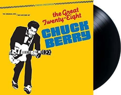 Lp Vinil Chuck Berry The Great Twenty-Eight