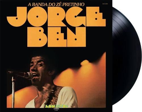 Lp Vinil Jorge Ben A Banda Do Zé Pretinho