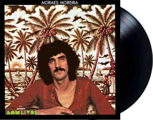 Lp Vinil Moraes Moreira 1975