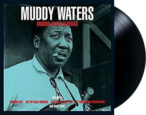 Lp Vinil Muddy Waters Original Blues Classics