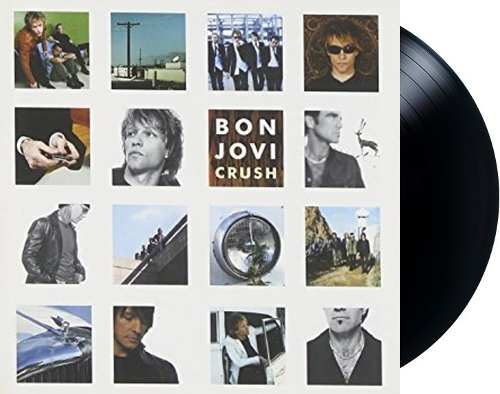 Lp Vinil Bon Jovi Crush