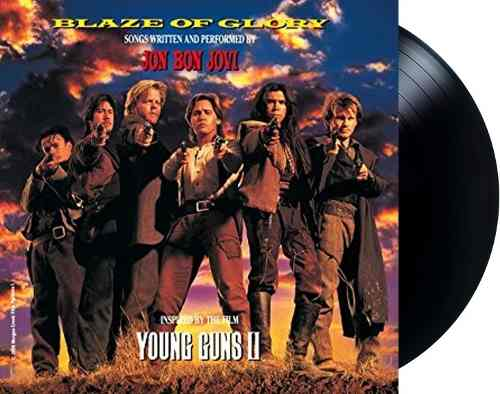 Lp Vinil Bon Jovi Blaze Of Glory