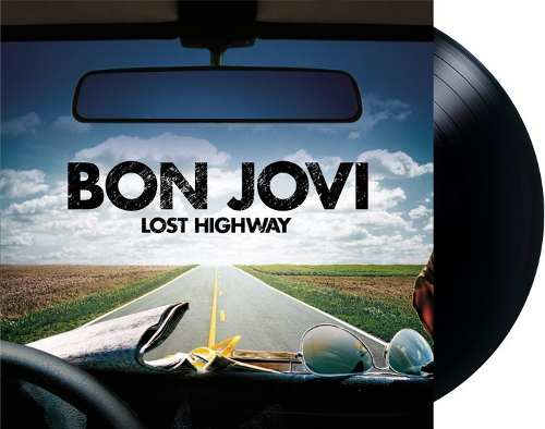 Lp Vinil Bon Jovi Lost Highway