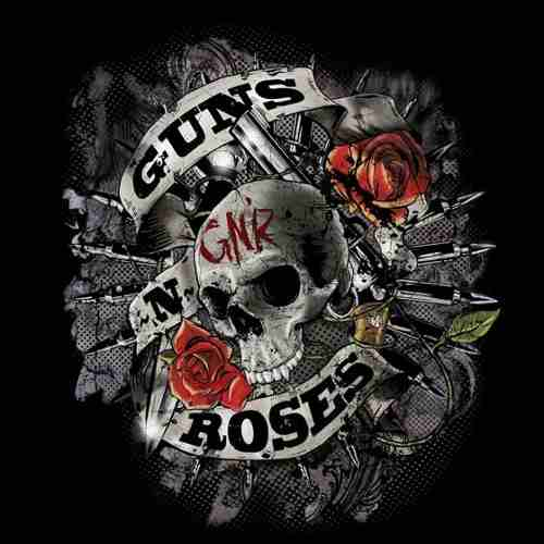Camiseta Guns N Roses Fire Power
