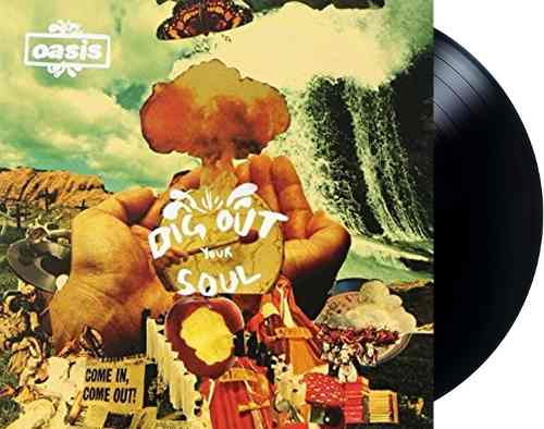Lp Vinil Oasis Dig Out Your Soul