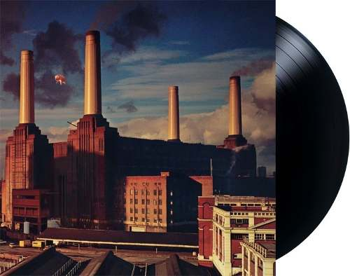 Lp Vinil Pink Floyd Animals