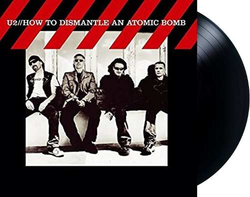 Lp Vinil U2 How To Dismantle An Atomic Bomb