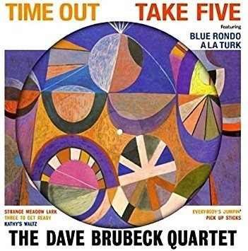 Lp Vinil Picture Disc Dave Brubeck Time Out