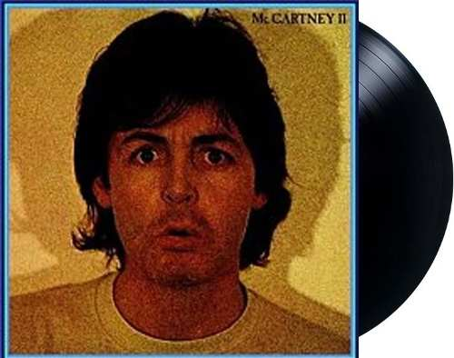 Lp Vinil Paul Mccartney Mccartney II