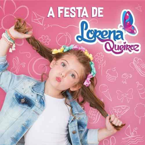 Cd A Festa De Lorena Queiroz