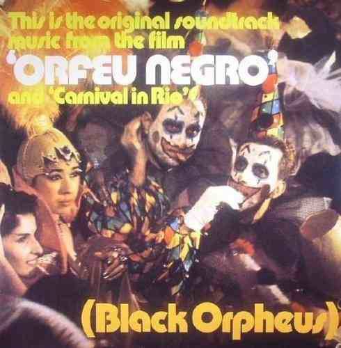 Lp Vinil Trilha Sonora Orfeu Negro
