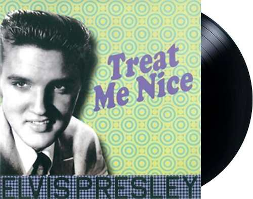 Lp Vinil Elvis Presley Treat Me Nice