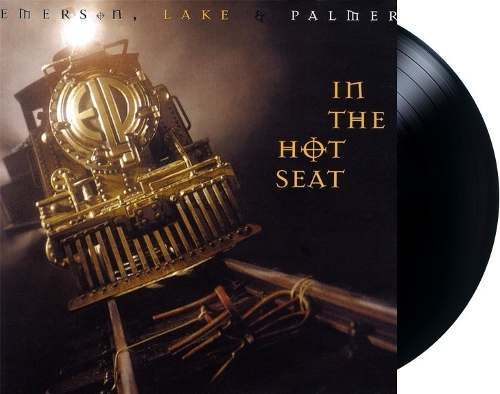 Lp Vinil Emerson, Lake & Palmer In The Hot Seat