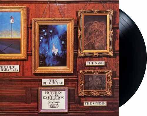 Lp Vinil Emerson, Lake & Palmer Pictures At An Exhibition