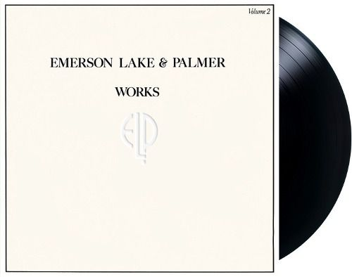 Lp Vinil Emerson, Lake & Palmer Works Volume 2