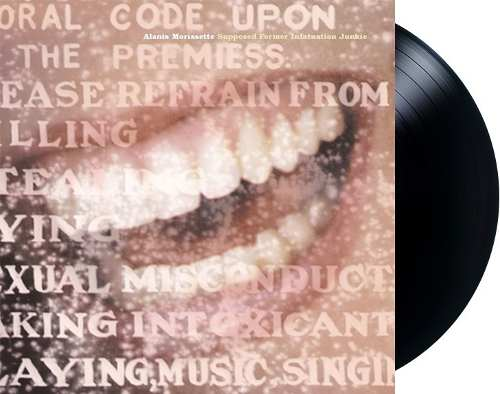 Lp Vinil Alanis Morissette Supposed Former Infatuation Junkie