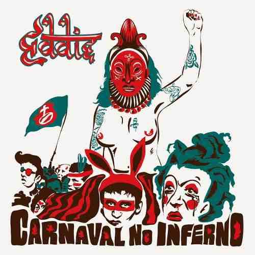 Lp Vinil Eddie Carnaval No Inferno