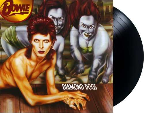 Lp Vinil David Bowie Diamond Dogs